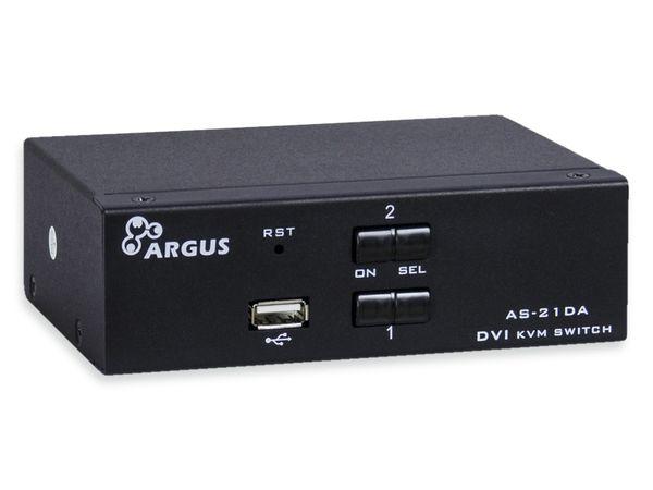 KVM Switch KVM-AS-21DA, 2-port
