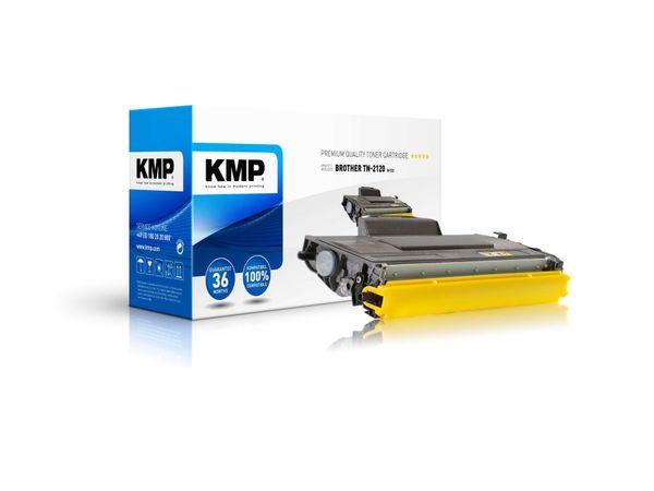Toner KMP, kompatibel für Brother TN2120X, schwarz