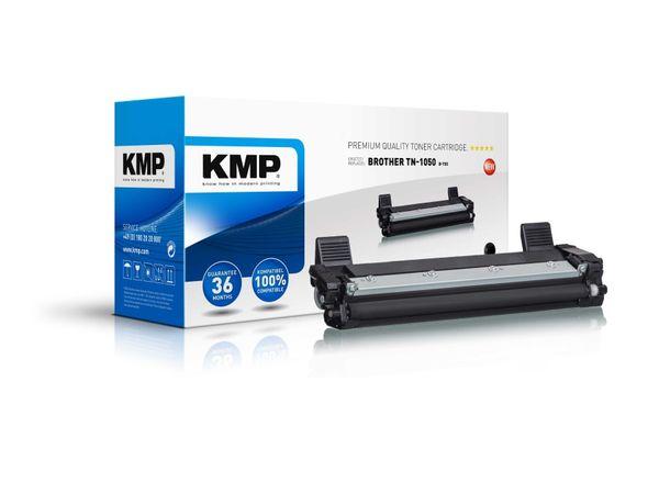 Toner KMP, kompatibel für Brother TN-1050, schwarz