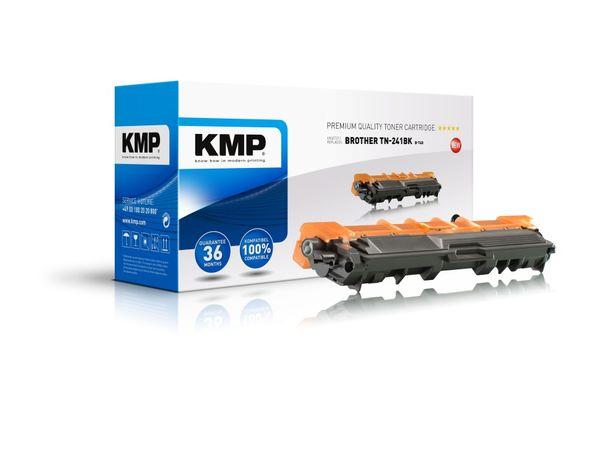 Toner KMP, kompatibel für Brother TN241BK, schwarz