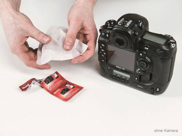 Reinigungstücher ROLLEI, 100 Stück - Produktbild 3