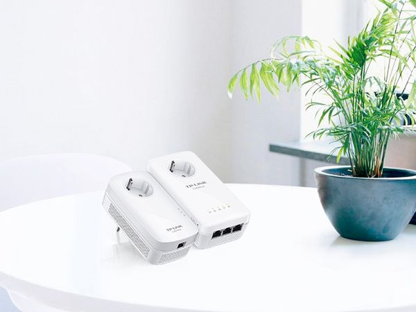 Powerline Adapter-Kit TP-LINK TL-WPA8630PKIT, 1,2 Gbps, WLAN - Produktbild 3