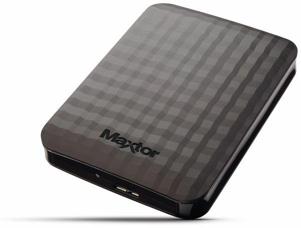"""USB 3.0 HDD MAXTOR M3 Station STSHX-M101TCBM, 1 TB, 6,35 cm (2,5"""")"""