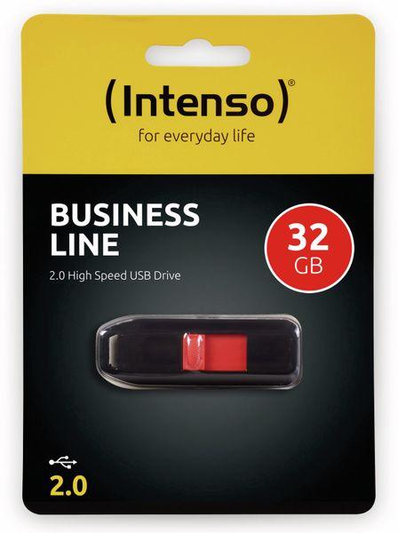 USB 2.0 Speicherstick INTENSO Business Line, 32 GB - Produktbild 2