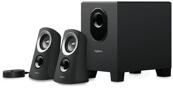 Lautsprecher LOGITECH Z313, Stereo, 25 Watt, Subwoofer - Produktbild 2