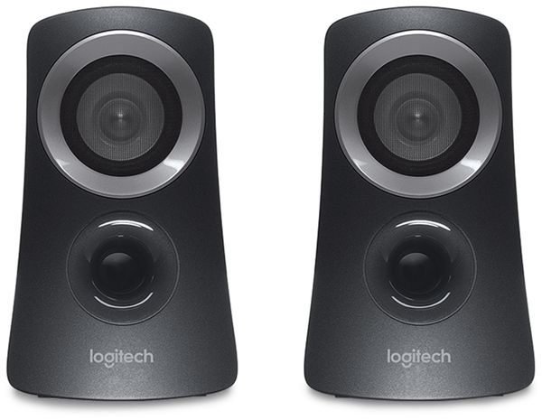 Lautsprecher LOGITECH Z313, Stereo, 25 Watt, Subwoofer - Produktbild 3