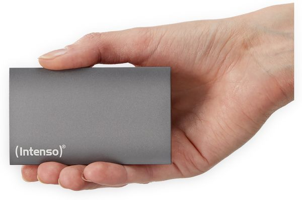 USB 3.0-SSD INTENSO Portable Premium Edition, 512 GB - Produktbild 6
