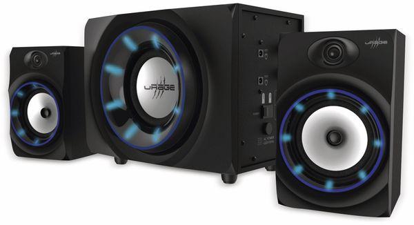 2.1 Lautsprechersystem HAMA uRage SoundZ Essential, 20 W