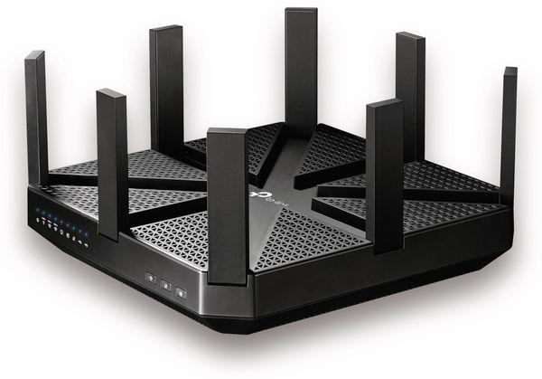 WLAN Router TP-LINK Archer C5400, Tri-Band - Produktbild 2