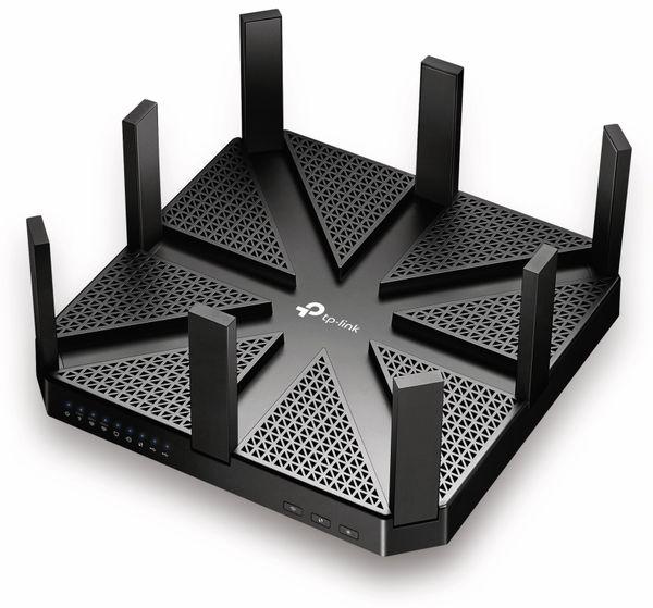 WLAN Router TP-LINK Archer C5400, Tri-Band - Produktbild 3