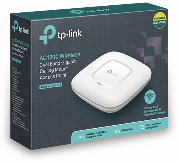 WLAN Access-Point TP-LINK EAP225, 2,4/5 GHz - Produktbild 4