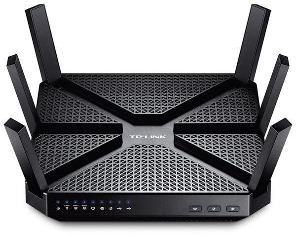 WLAN-Router TP-LINK Archer AC3200, Triband - Produktbild 1