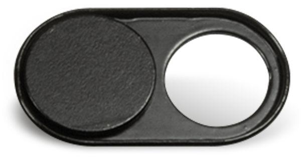 Kameraschutz LOGILINK AA0111, schwarz - Produktbild 1