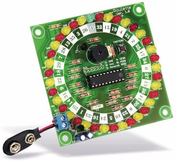Bausatz Roulette - Produktbild 1