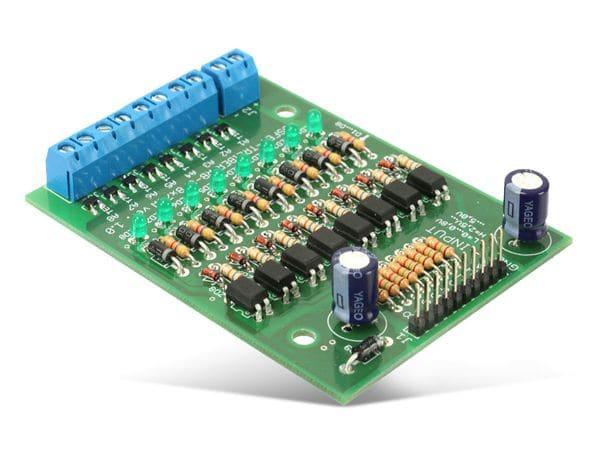 Bausatz Mosfet-Treiber RB-8/8x100W - Produktbild 1