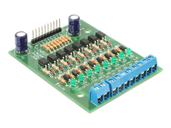 Bausatz Mosfet-Treiber RB-8/8x100W - Produktbild 2