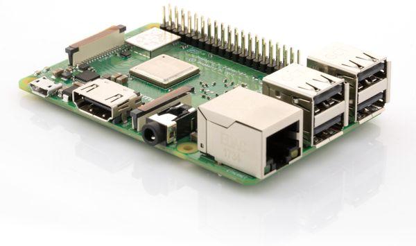 Raspberry Pi 3B+ - Produktbild 1