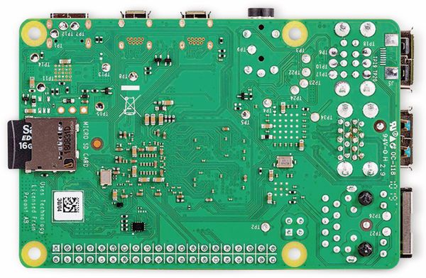 Raspberry Pi 4 Model B 4GB - Produktbild 3