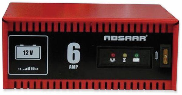 Batterie Ladegerät ABSAAR 12 V~ 6 A