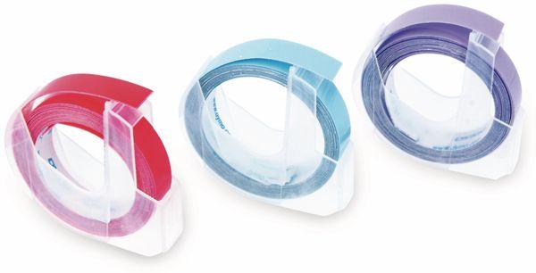 3D-Prägebänder DYMO