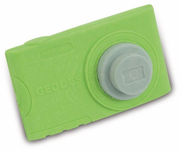 Radiergummi Kamera, grün