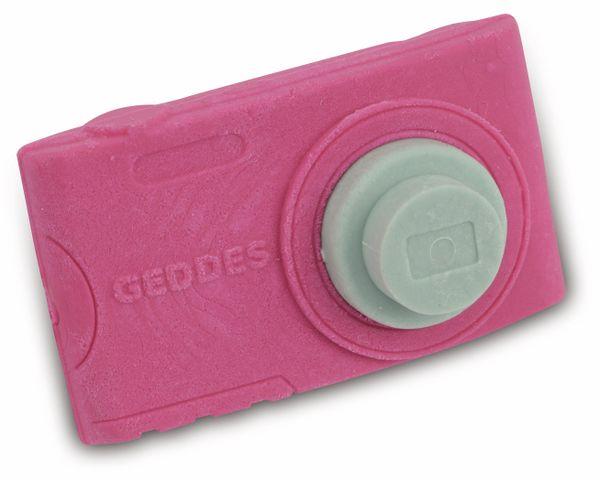 Radiergummi Kamera, pink