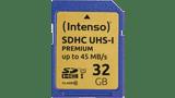 SD/SDHC-Speicherkarten