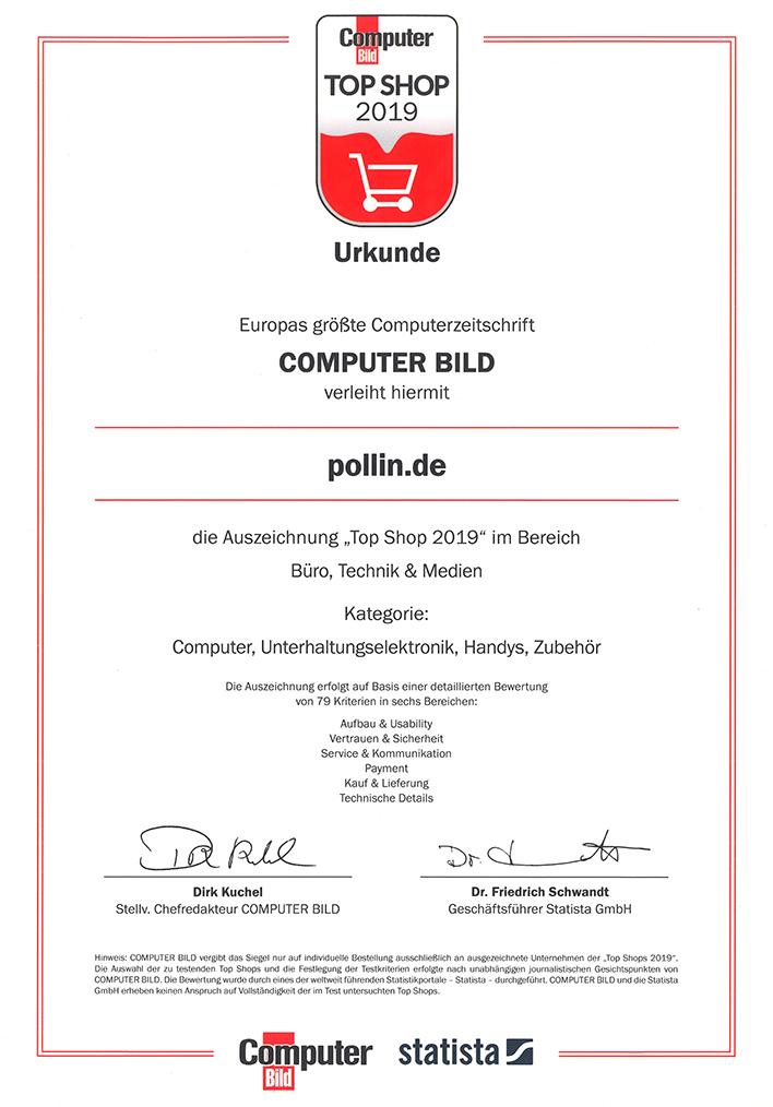 ComputerBild Top Shop